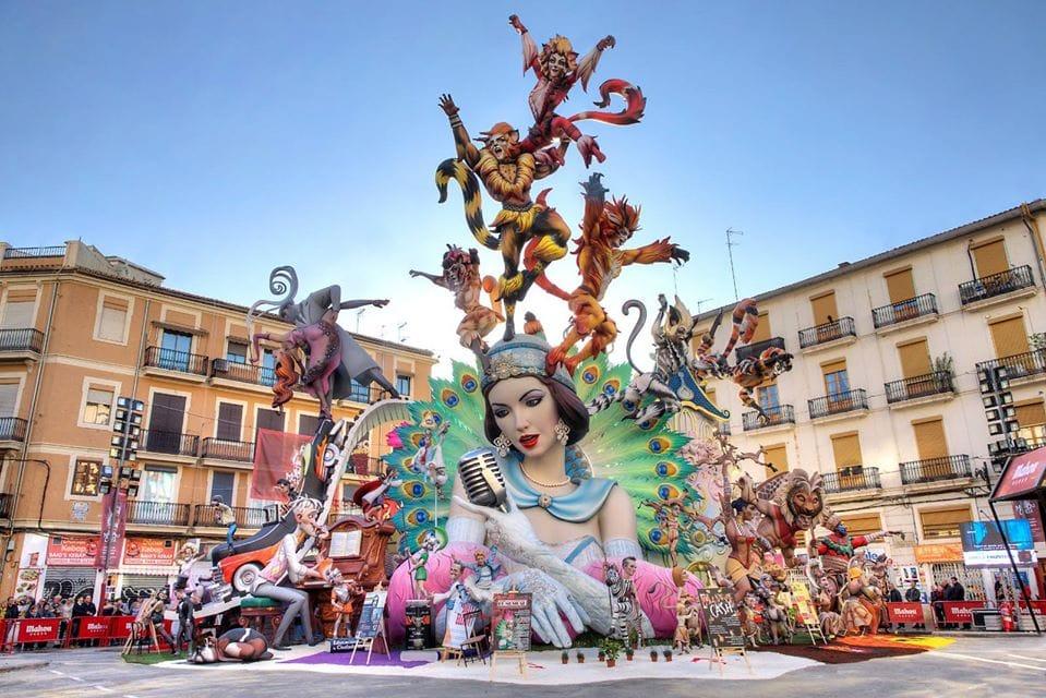 valencia city of festivals