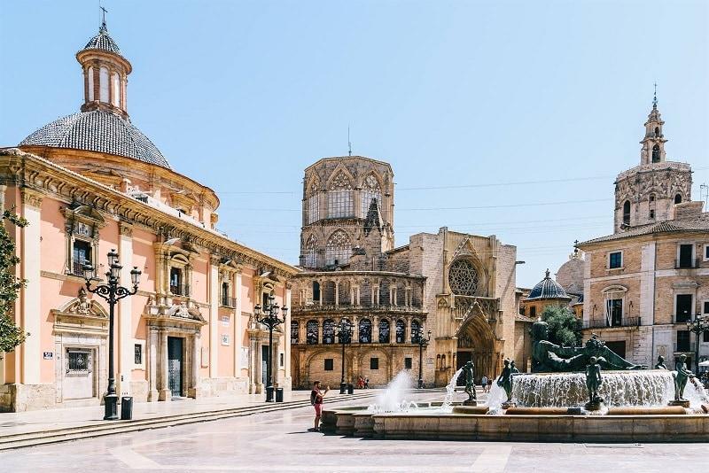 district el carmen in valencia