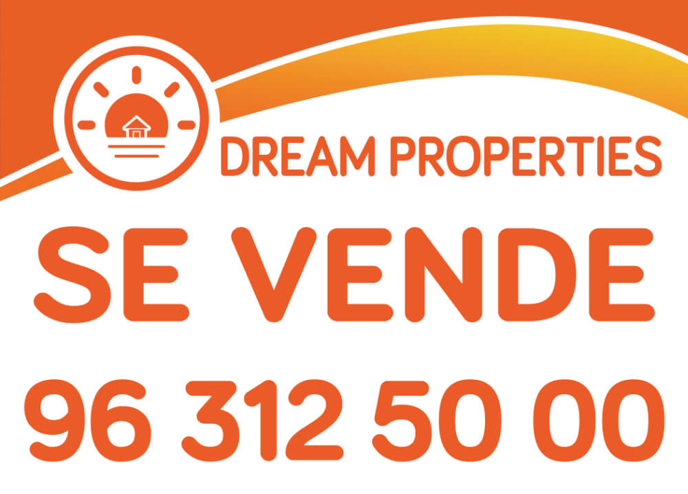 Se Vends sign - Selling your property in Valencia