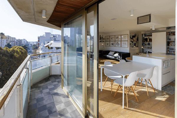 valencia city apartment