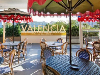 best restaurants with terrace in valencia Atic
