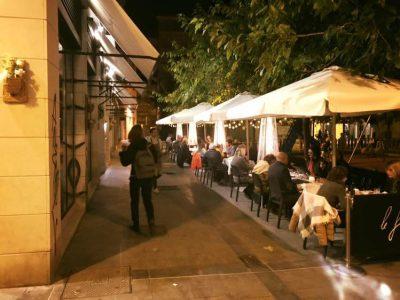 Le Favole restaurant in Valencia