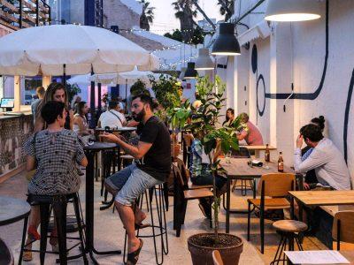 best terraces of Valencia Mercabanyal