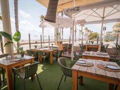 restaurant patacona beach Brassa de Mar
